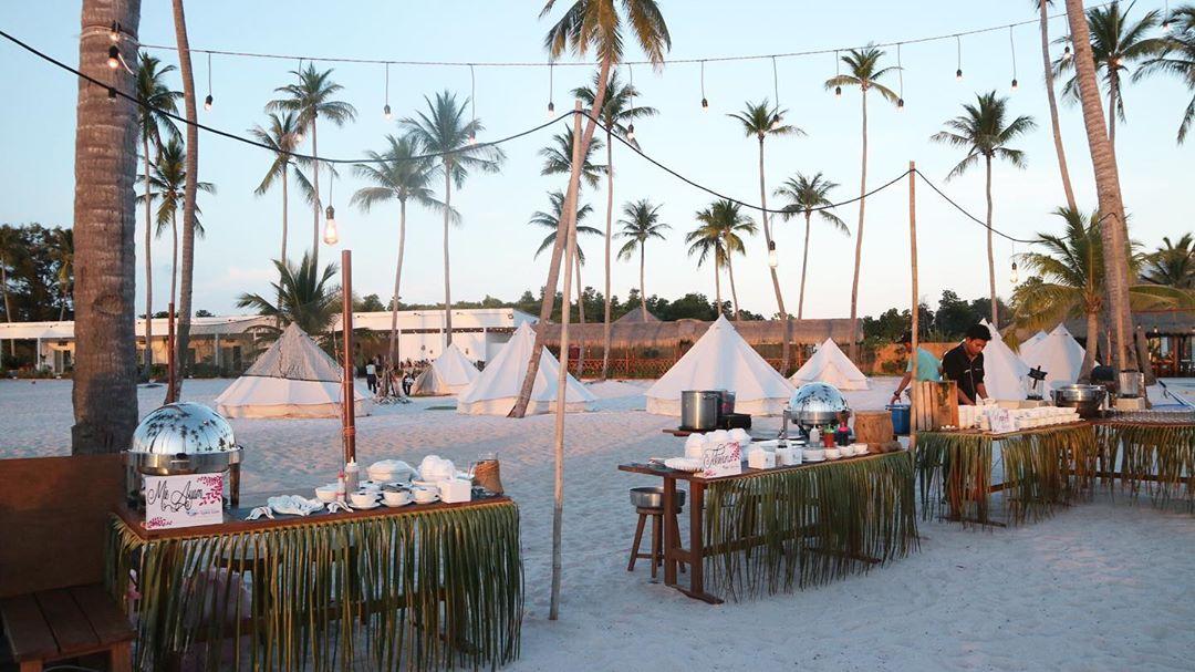 Outdoor Resto di Pulau Ranoh