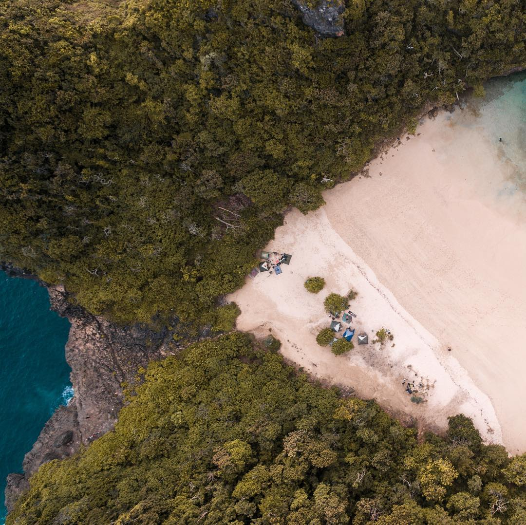 Panorama Pulau Sempu