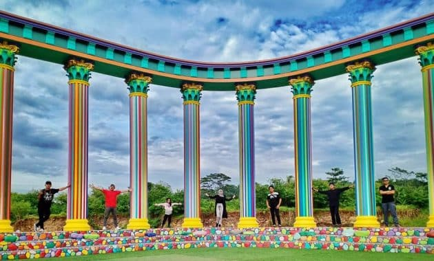 Nikmati Serunya Liburan Keluarga di Cikao Park Purwakarta 9