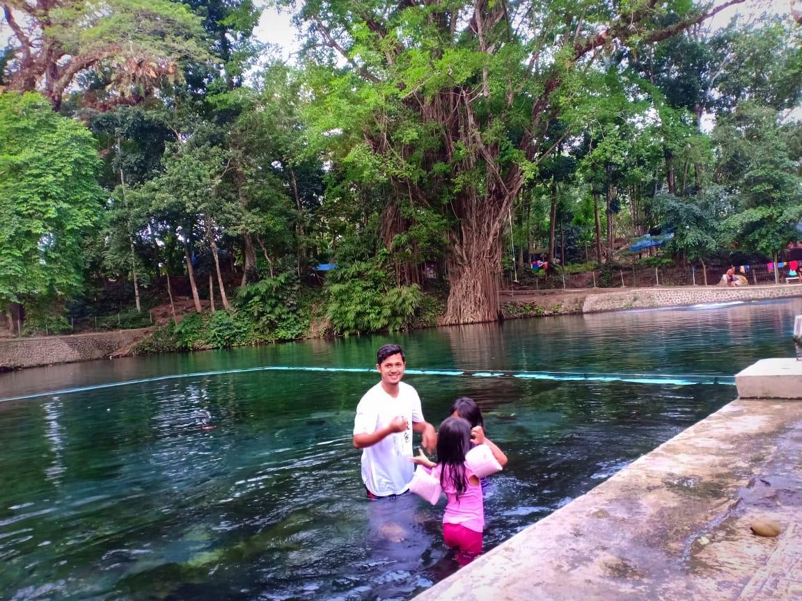 Kolam Pemandian Sumber Taman