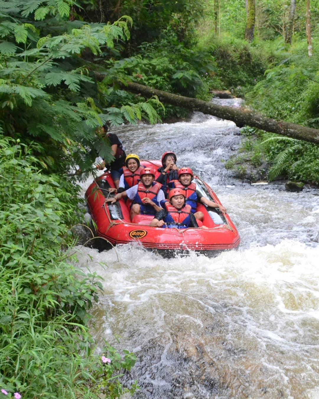 Rafting Sungai Palayangan