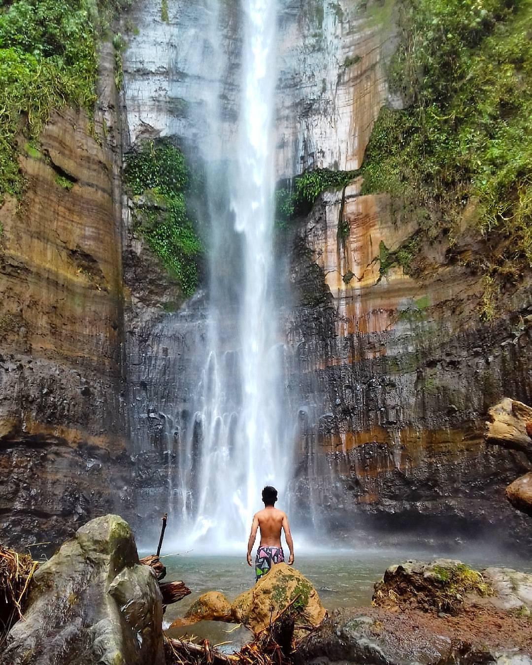 Tiu Tiding Waterfall