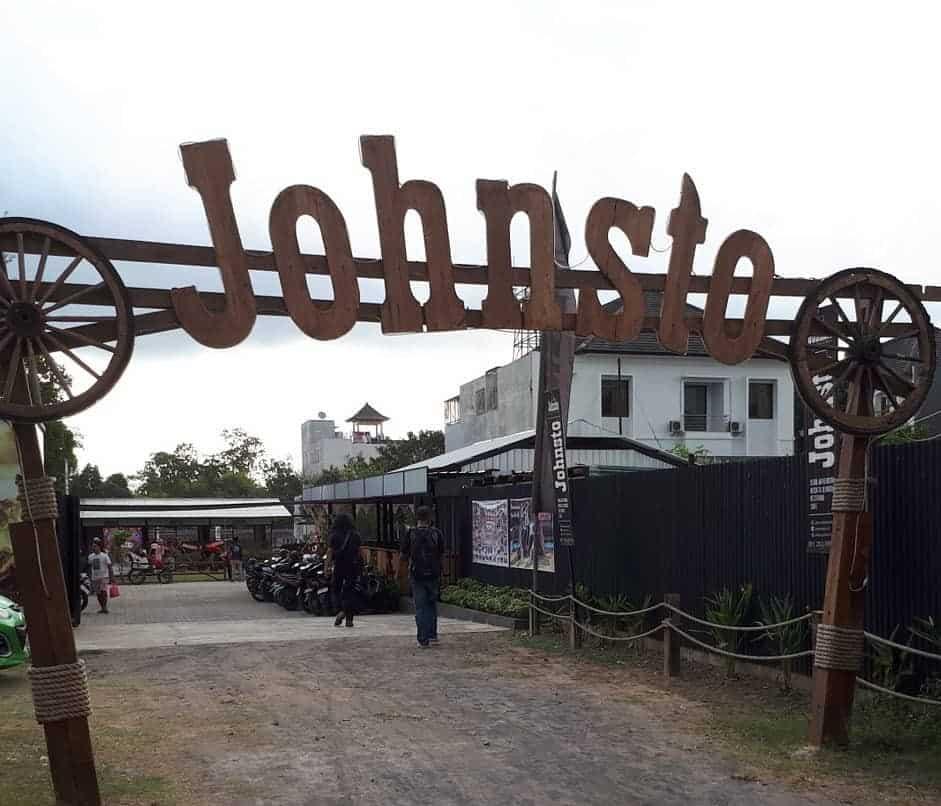 Wisata Johnsto Jogja