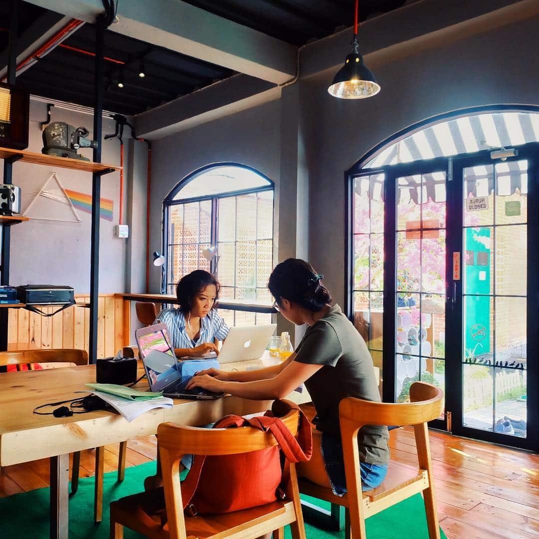 12 Rekomendasi Coworking Space Di Jogja Cocok Buat Startup 9