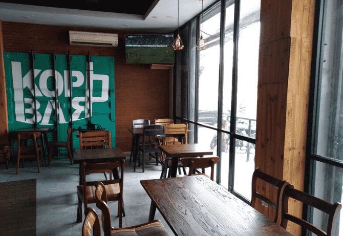 17 Tempat Nongkrong di Depok Dekat UI Enak Untuk Hangout 11