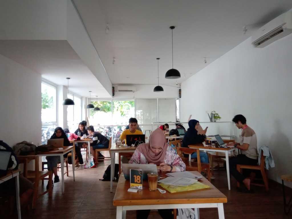 12 Rekomendasi Coworking Space Di Jogja Cocok Buat Startup 17