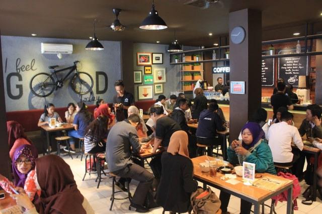 15 Tempat Nongkrong di Jakarta Unik, Lucu dan Instagramable 21