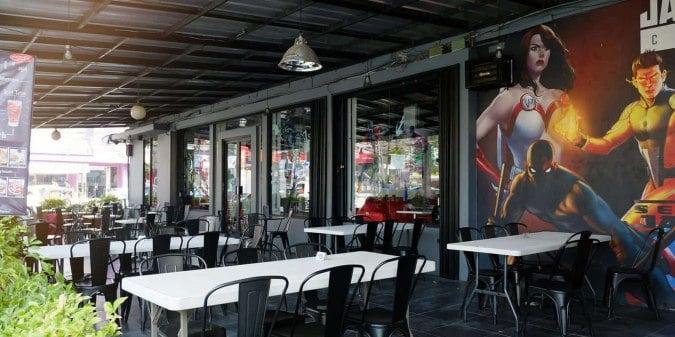 15 Tempat Nongkrong di Jakarta Unik, Lucu dan Instagramable 25