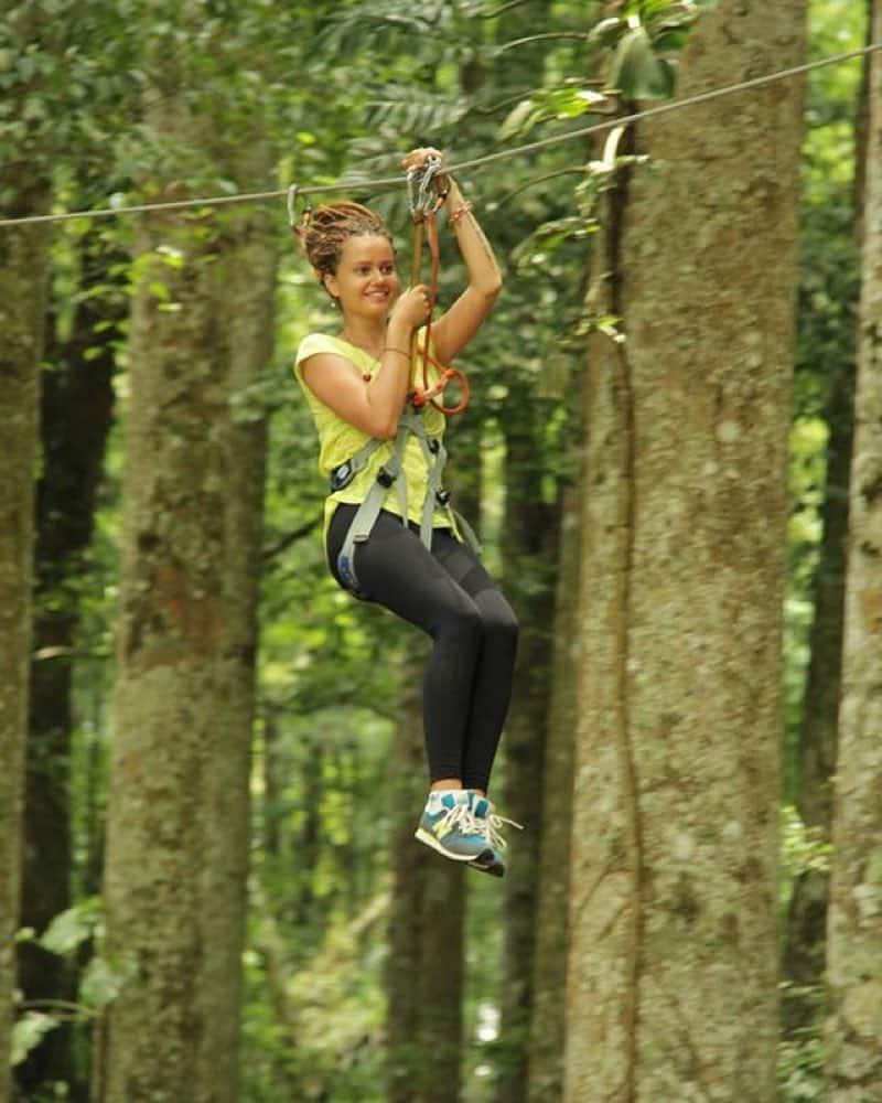 Bali Tree Top Adventure Park