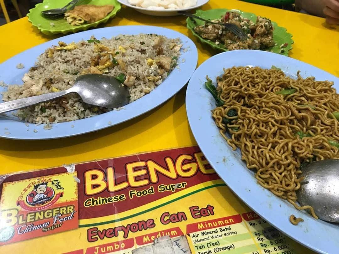 Blenger Chinese Food