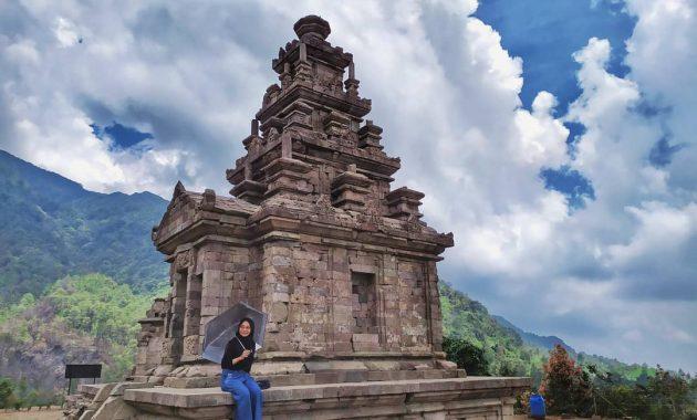 Wisata di Ambarawa Candi