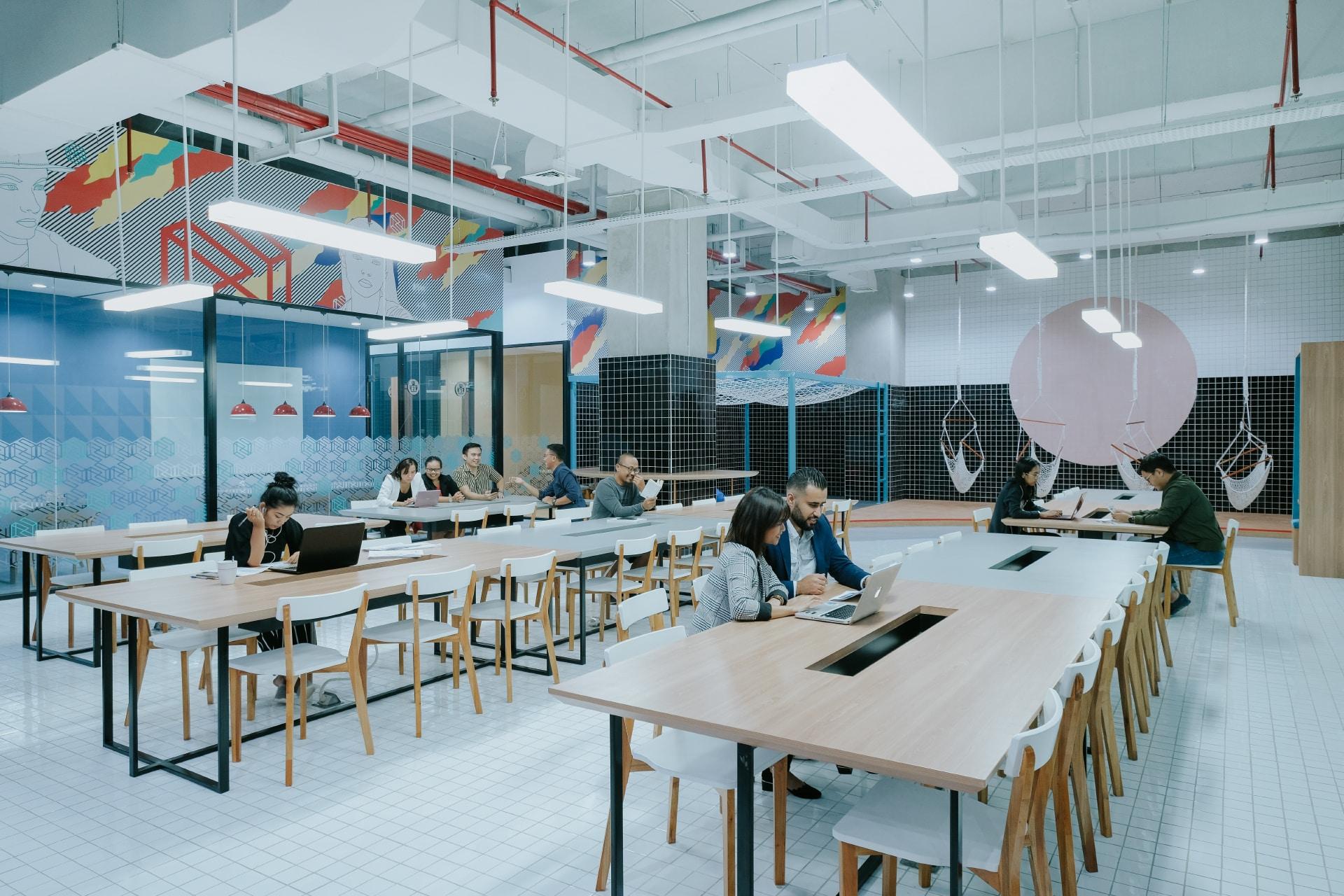 12 Rekomendasi Coworking Space Di Jogja Cocok Buat Startup 14