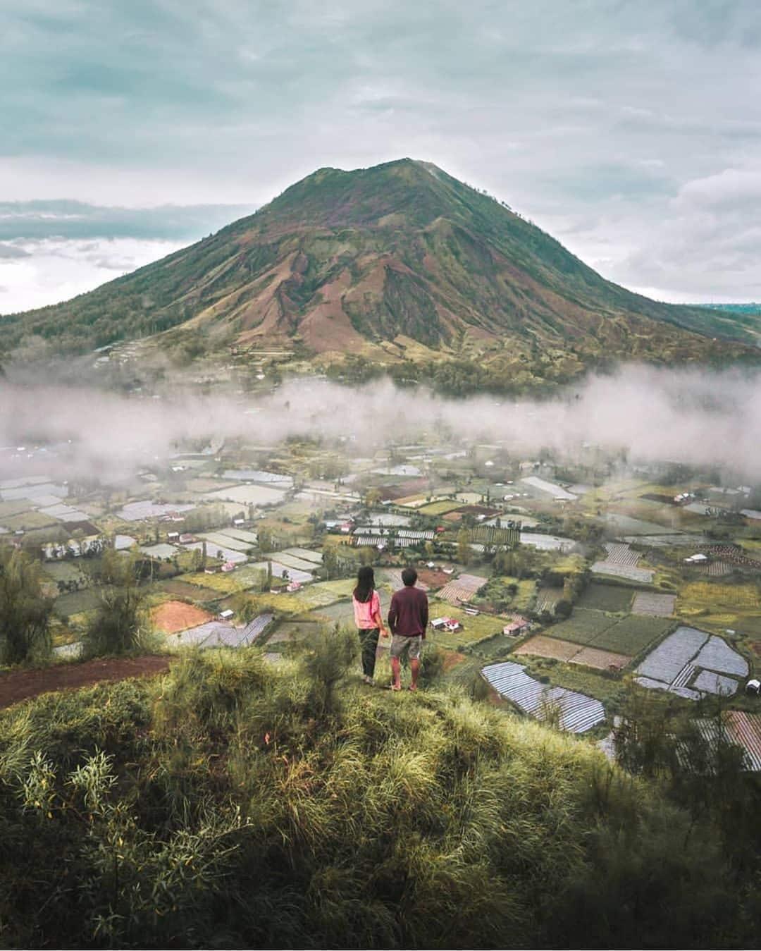 Desa Pinggan Overview