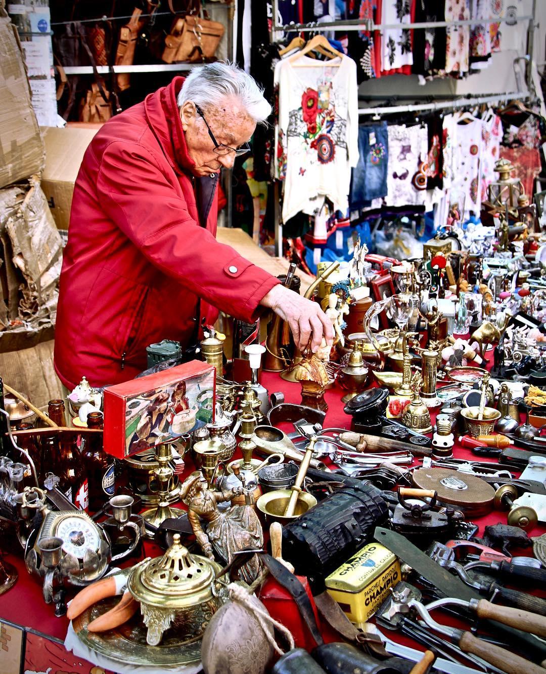 El Rastro Flea Market