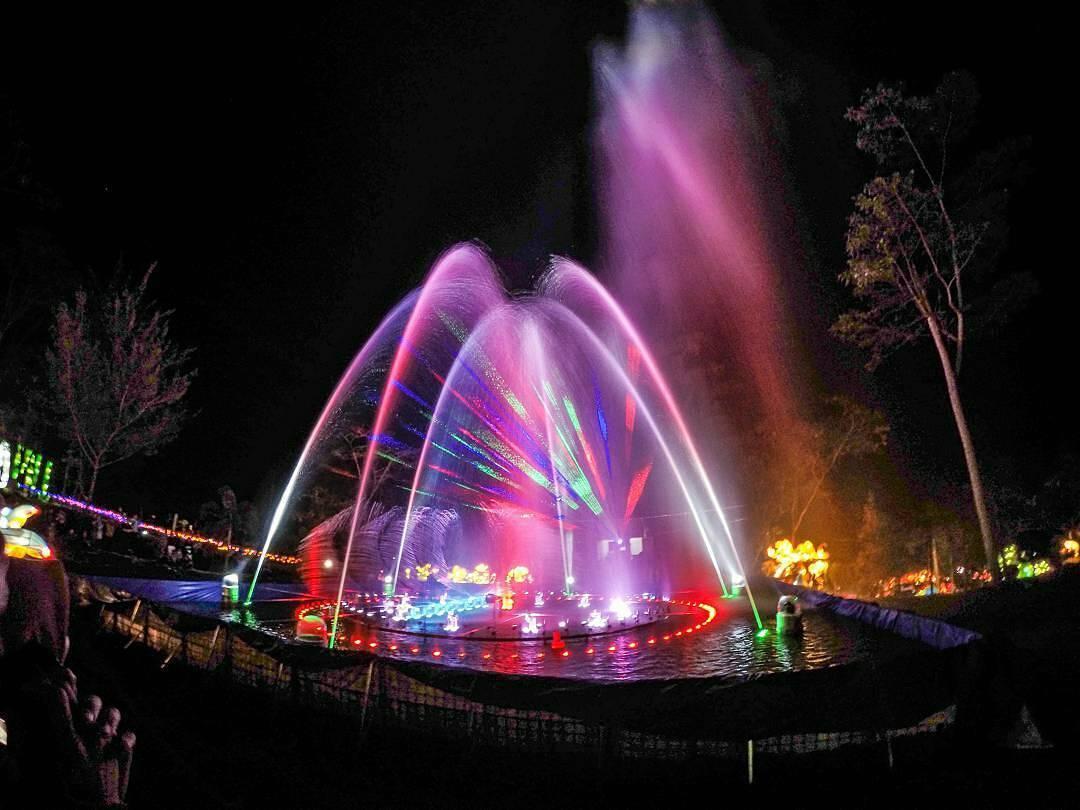 Festival of Light Kaliurang