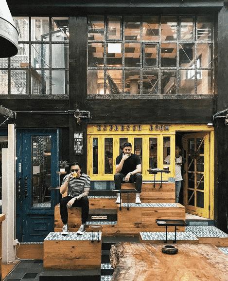 15 Tempat Nongkrong di Jakarta Unik, Lucu dan Instagramable 6
