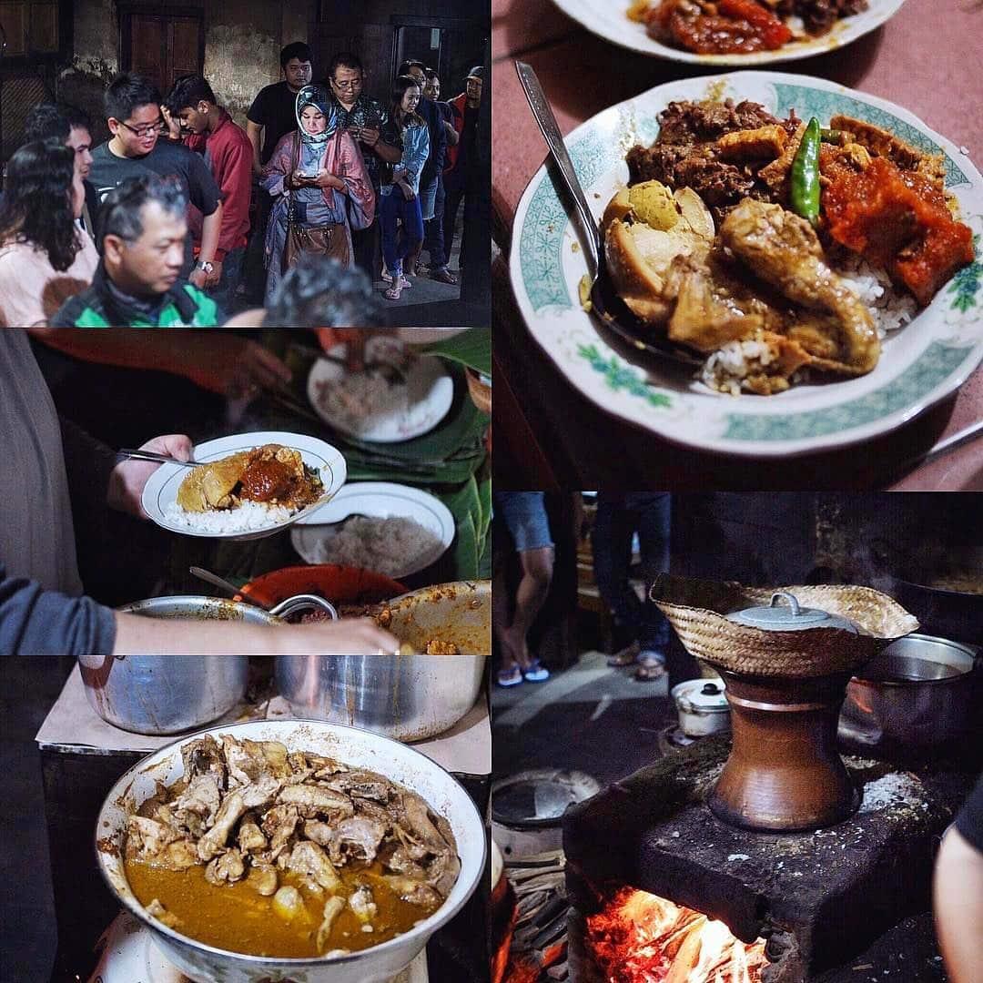 Gudeg Pawon: Tempat Makan Populer di Jogja