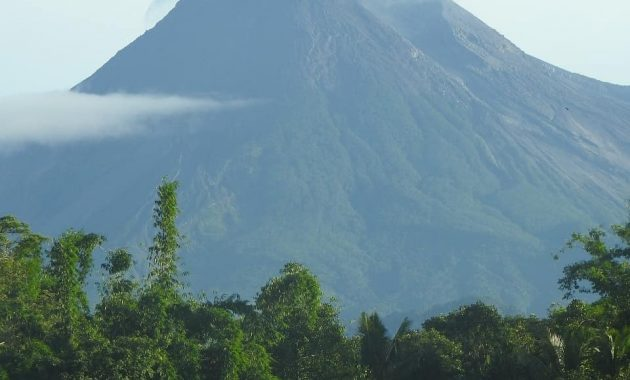 Pesona Gunung Merapi Jogjakarta Si Ganas Namun Eksotis 6