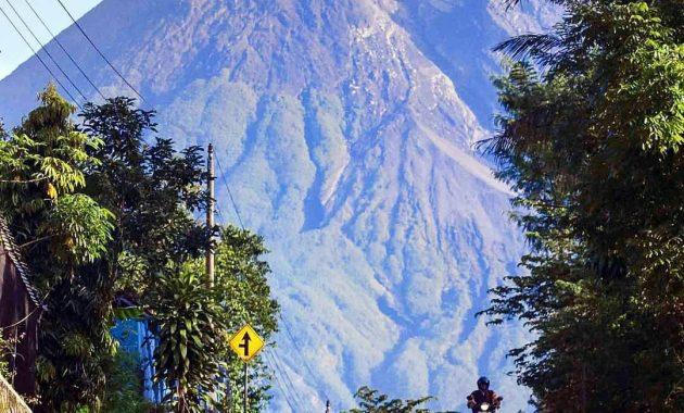 Pesona Gunung Merapi Jogjakarta Si Ganas Namun Eksotis 2