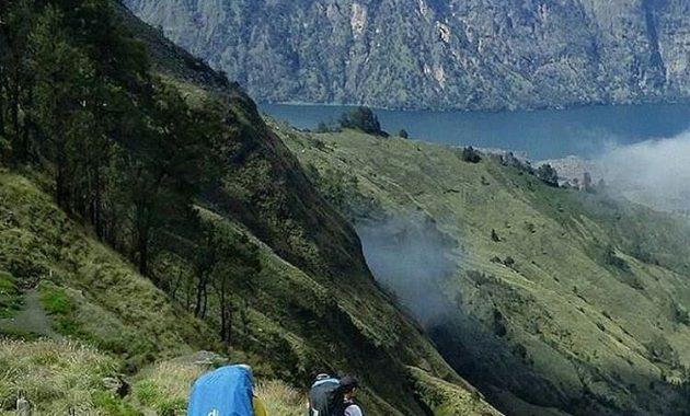 Menjelajah Gunung Rinjani Bersama Sang Penjaga Dewi Anjani 2