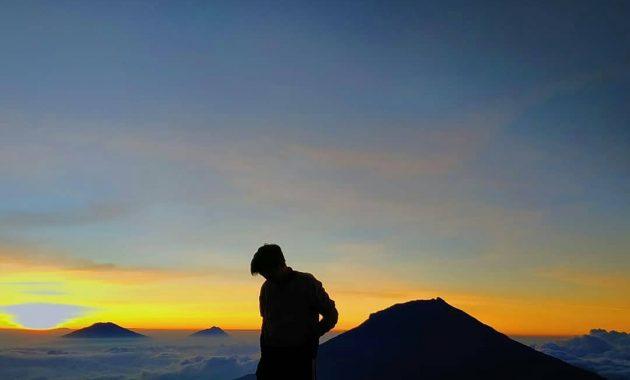 Mendaki Gunung Kembar Di Jawa Tengah Gunung Sindoro 5