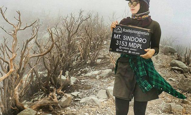 Mendaki Gunung Kembar Di Jawa Tengah Gunung Sindoro 4