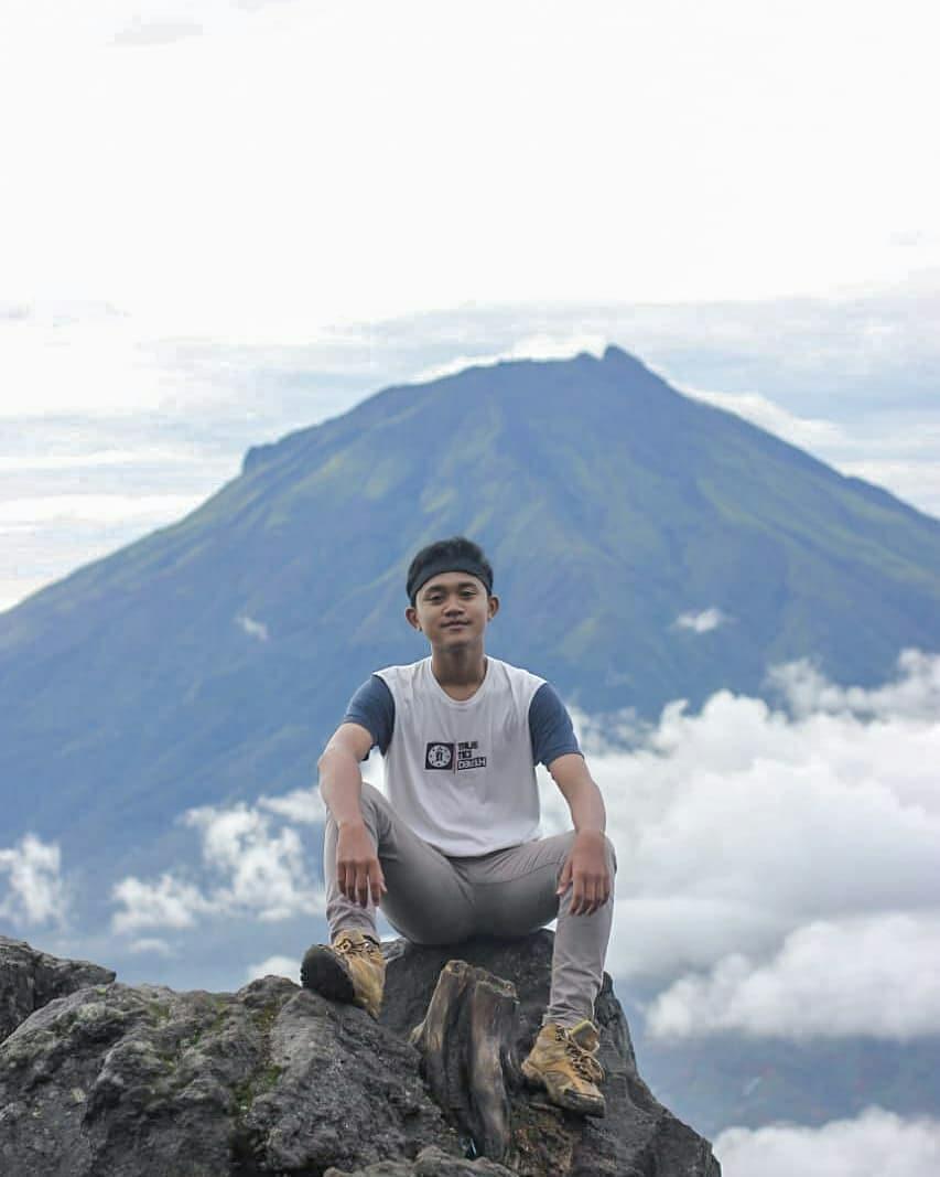 Maco Gunung Sindoro