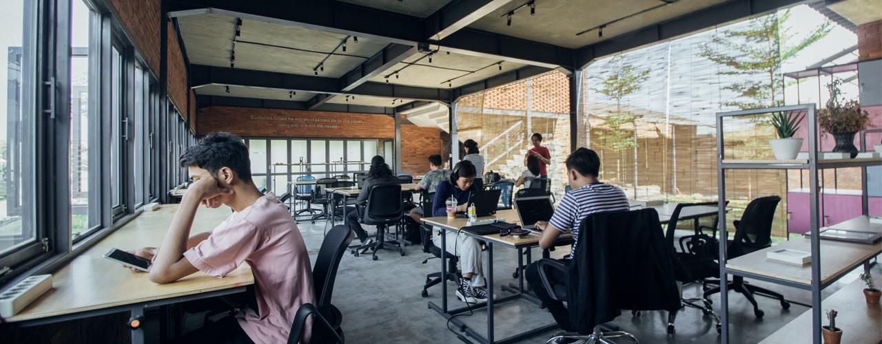 12 Rekomendasi Coworking Space Di Jogja Cocok Buat Startup 18