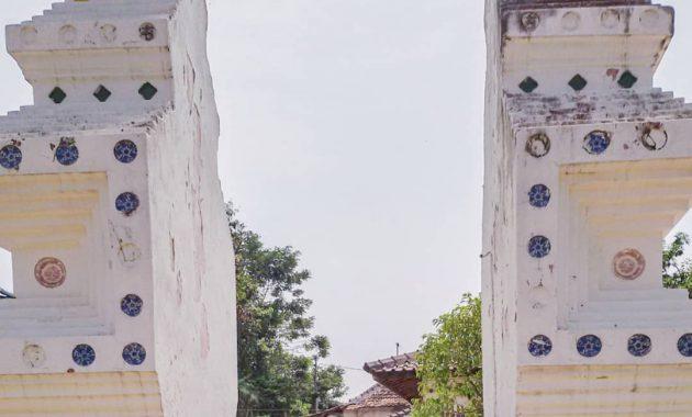 Keraton Kanoman Cirebon Peninggalan dan Sejarah yang Menakjubkan 2