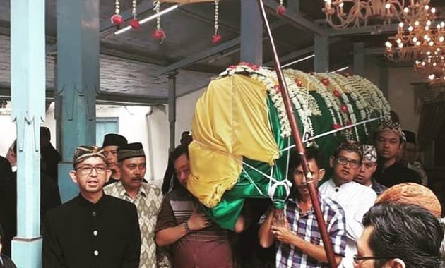 Keraton Kanoman Cirebon Peninggalan dan Sejarah yang Menakjubkan 6