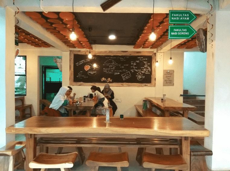 17 Tempat Nongkrong di Depok Dekat UI Enak Untuk Hangout 8