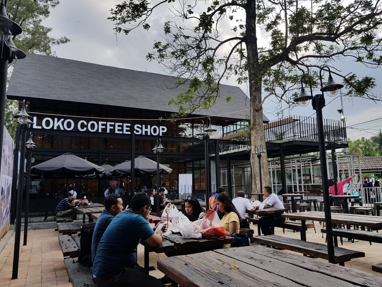 15 Cafe Populer di Jogja Buka 24 Jam Selalu Ramai Buat Nongkrong Sampai Pagi 5