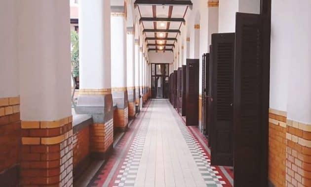Menelusur Objek Wisata Terseram Di Asia Lawang Sewu Semarang 2