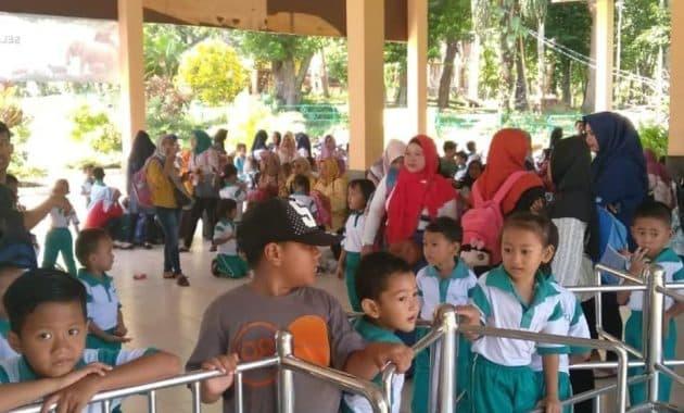 Bermain Dengan Satwa Dan Alam Di Lembah Hijau Lampung 8