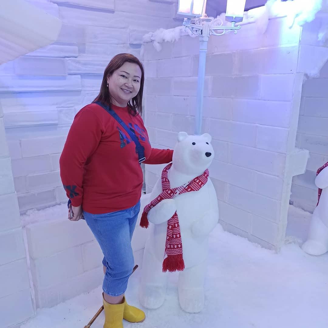 Beruang Malang Snow Paradise