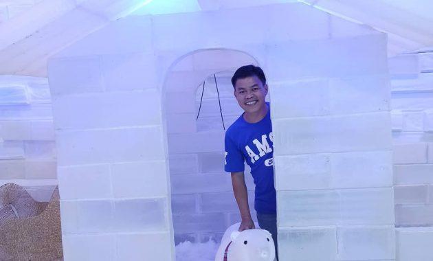 Serunya Bermain Salju Ala Negeri Malang Snow Paradaise 3