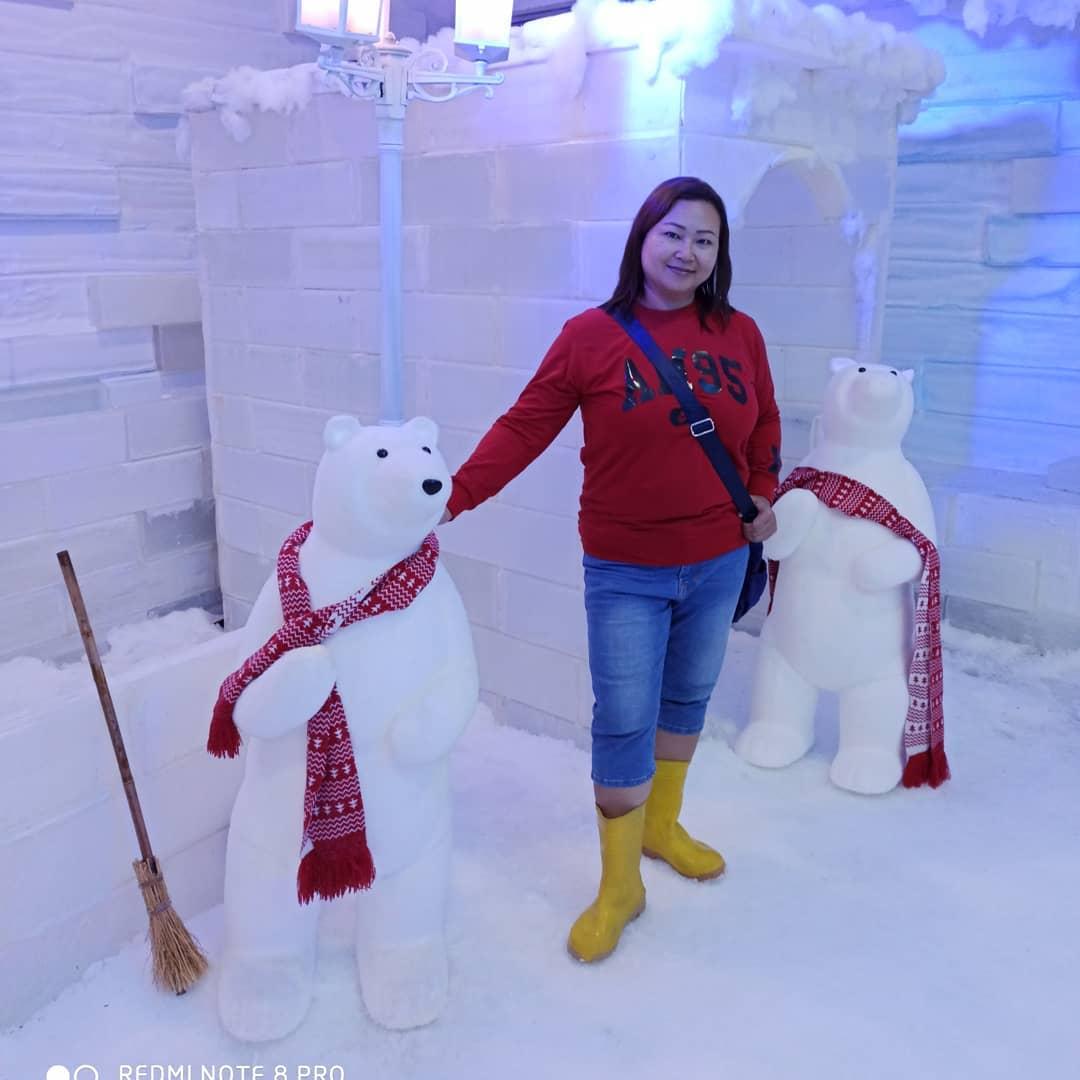 Salju Malang Snow paradise
