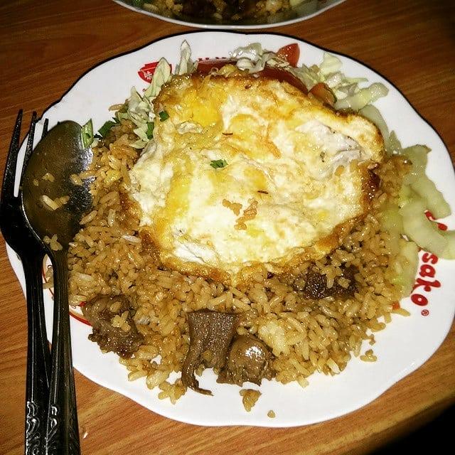 Nasi Goreng Bringharjo