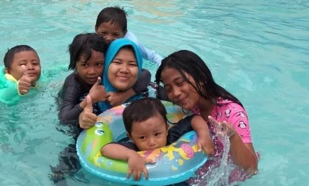 Newton Waterpark Tempat Menyegarkan Pikiran Di Tangerang 5