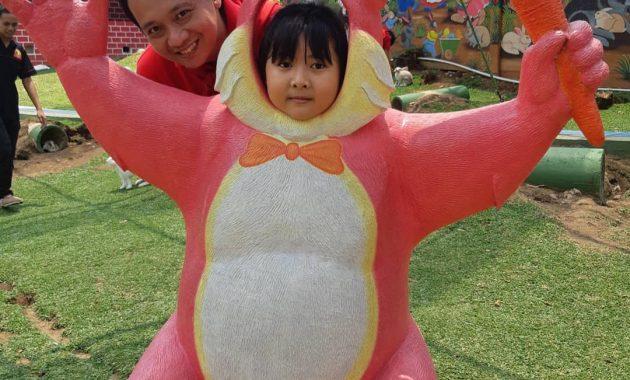Liburan Keluarga Seru Di Pacet Mini Park Mojokerto 2