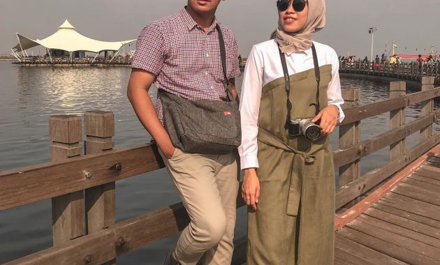Menikmati Indahnya Pantai Ancol Jakarta Bersama Keluarga 2