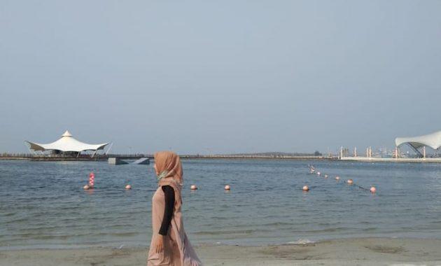 Menikmati Indahnya Pantai Ancol Jakarta Bersama Keluarga 4