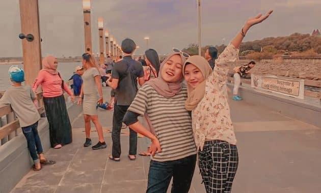 Menikmati Indahnya Pantai Ancol Jakarta Bersama Keluarga 3