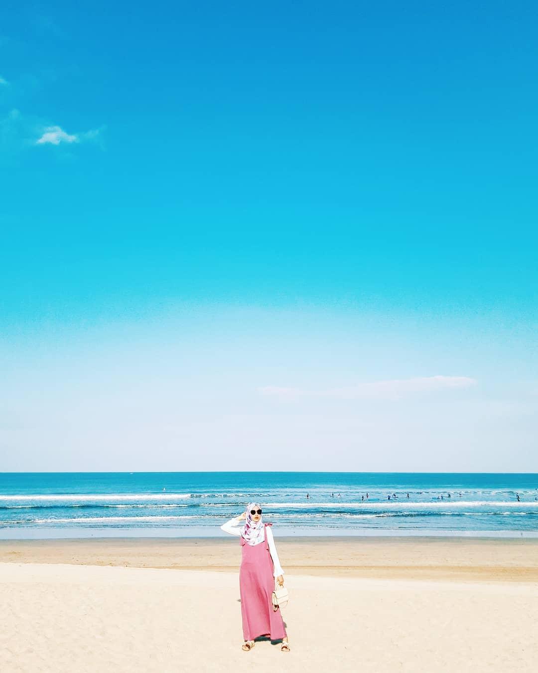 Spot Pantai Legian