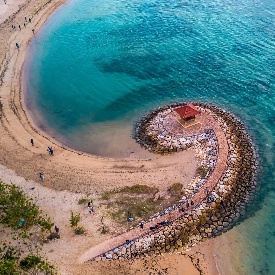 Pantai Sanur Overview