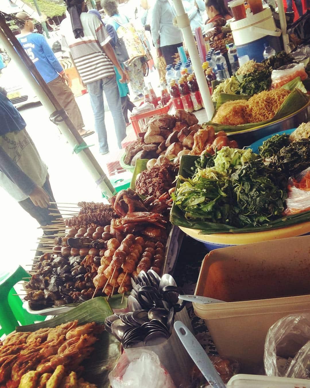 Pecel Pasar Bringharjo