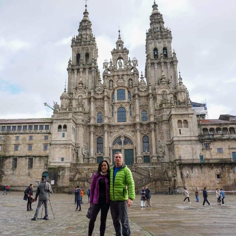 Santiago Compostela: Tempat Wisata Spanyol