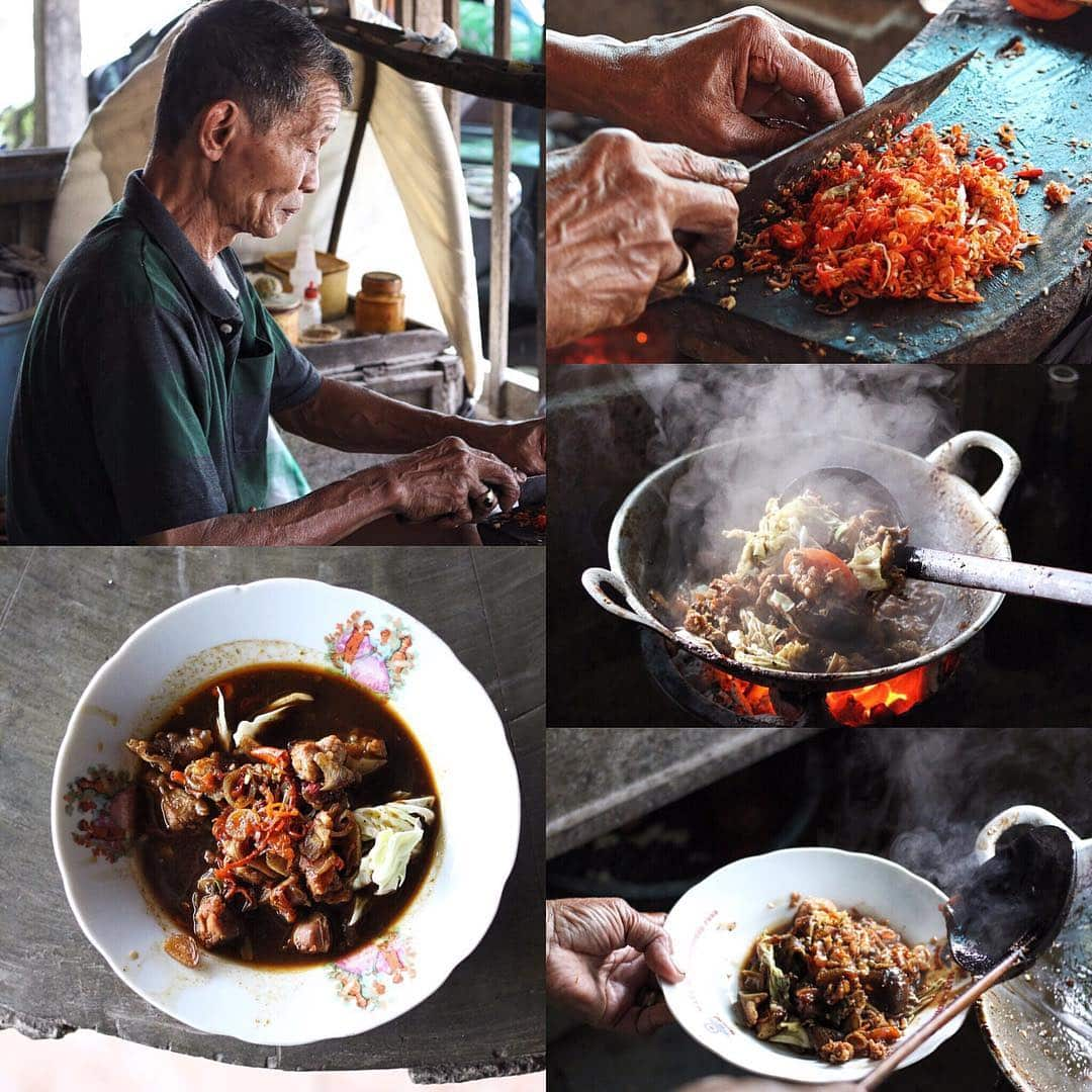 Sate & Tongseng Petir