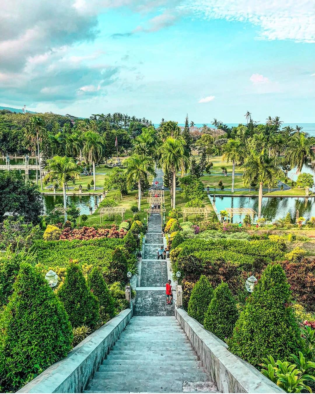 Overview Taman Ujung