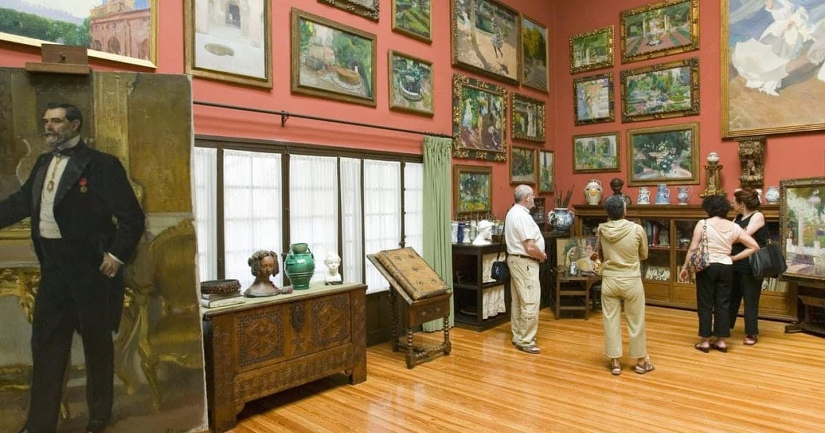 The Sorolla Museum